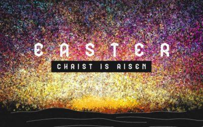 Christ is risen! Christ is risen, indeed! Alleluia!