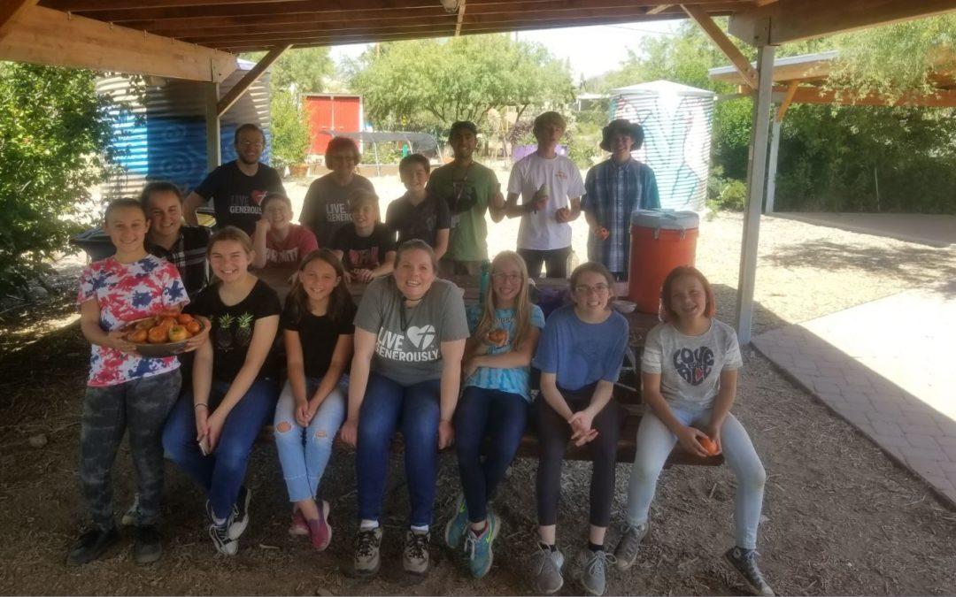 Mission Camp Recap!