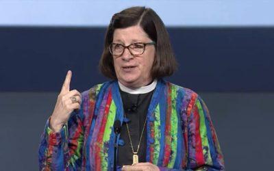 Elizabeth Eaton re-elected presiding bishop of the ELCA